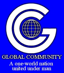 My version of the Global Community logo